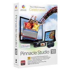 Pinnacle Studio 18 Std En