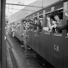 75 Jahre Gotthardbahn, Vorbereitung und Fest. Com_M06-0181-0004 Swiss People, Swiss Railways, Competition, History, Literature, Historia, History Activities