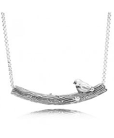 77b521977 Pandora Spring Bird Curved Bar Necklace UK Outlet New Pandora, Cheap Pandora,  Pandora Charms