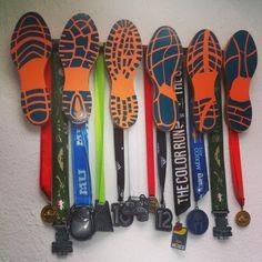Medalleros Hunter Capacidad 18 medallas $295
