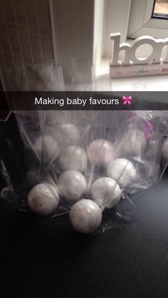59p Bath bombs from Home Bargains cello-wrap that new greeting cards come in.