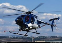 MD 530F Aircraft | MD Helicopters MD-530F reg. OM-MDM operated by TECH-MONT Helicopter ...