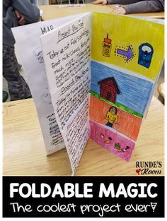 Foldable Magic