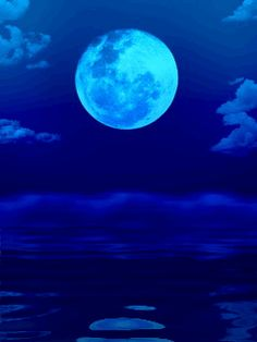 blue night mobile phone wallpapers