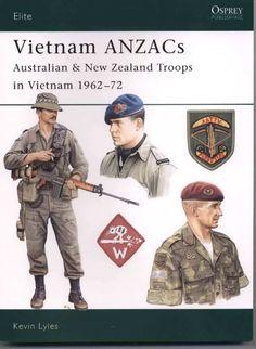 Anzac forces Vietnam.