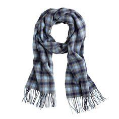 Begg & Co. wool scarf