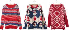 ANNAWII ♥ - CHRISTMAS SWEATERS