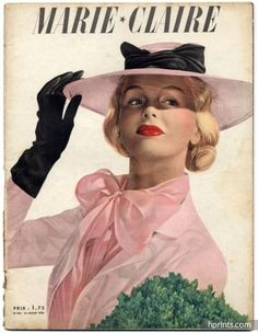 Marie Claire 1939 N°124
