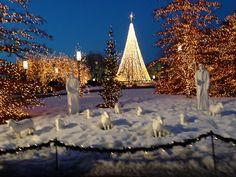 Morman Square Salt Lake City