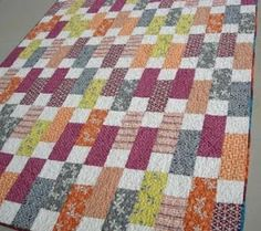 That girl... That quilt: Quilts