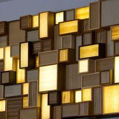 Mad for Mid-Century: Mid-Century Art: Miki Iwasaki Mid Century Modern Decor, Mid Century Art, Midcentury Modern, Scrap Wood Art, Wood Wall Art, Doors And Floors, Modern Art Paintings, Museum Of Modern Art, Wall Sculptures