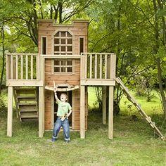 Love this castle idea