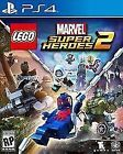 LEGO Marvel Super Heroes 2 (Sony PlayStation 4 2017)