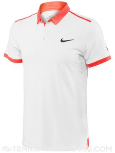Nike Men's Fall Advantage Premier RF Polo | Tennis Warehouse