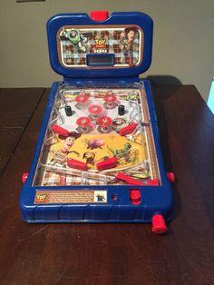 Electronic Pinball Machine Toy Story | eBay
