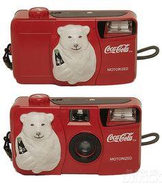 coca cola camera (I MUST HAVE THIS!!!)