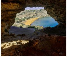 Malta Gozo Ramla Bay.