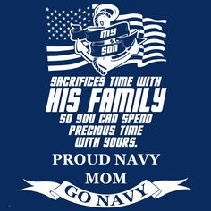 All of our shirts are custom-designed and made with pure creativity for our customers. They are very comfortable and soft. They are direct to garment printed. All shirts are pre-shrunk. Proud Navy Mom