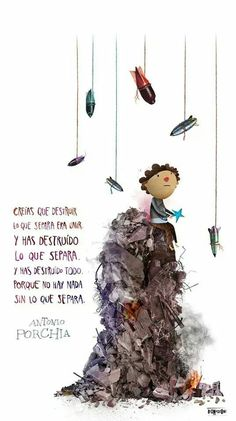 Pablo Bernasconi/ ilustrador Children's Picture Books, New Journey, Wise Quotes, Book Illustration, Quotations, Doodles, Thoughts, Words, Pictures