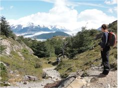 The vistas in Patagonia are stunning. Worth the effort to get there. http://solotravelerblog.com/how-to-travel-solo-patagonia-top-10-tips/
