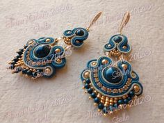 orecchini soutache - Google Search
