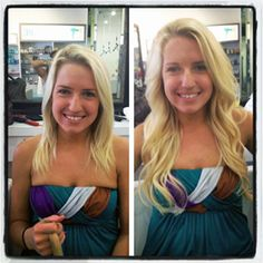 Exclusively at Primp and Blow! Dream Catchers Hair Extensions…