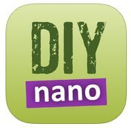 DIY Nano: Free - Learn about nanotechnology with easy hands-on activity suggestions, videos and more.  (Note: videos not available on the library's iPads).  iOS.