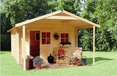 Zahradní domky a chatky | Zahradní domky a chatky