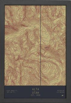 Muir Way, bir yandan bu hafta beni en çok heyecanlandıran diğer yandan da daha öncedenk gelmemiş olmama hayret ettiğim bir başka girişim. Haritalara olan merakımı Neighborwoods Wooden Maps'ten hatırlayacağınız üzere bu tip yaratıcı kartografik fikirler ve objeler acayip hoşuma gidiyor. TOPOisimli bu seride, kayak merkezlerinin izohipslerle oluşturulmuş topografik haritaları poster haline getirilmiş. Aklıma geçenlerde görüp …