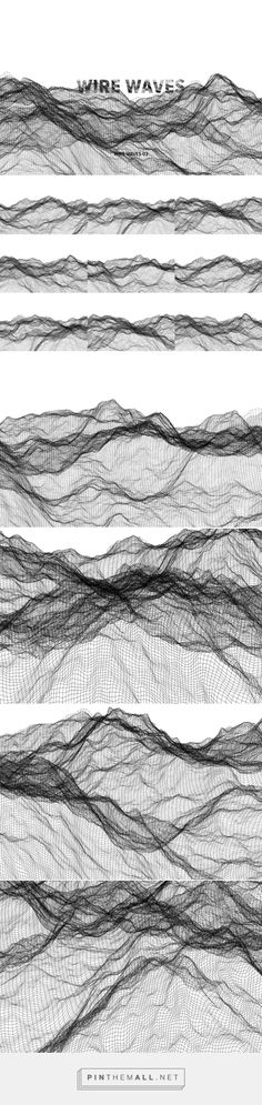 Wire Waves 03 - Graphics - YouWorkForThem