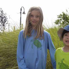 96c7d36af53 Caloosa Kids Sea Turtle Ultra Comfort Shirt