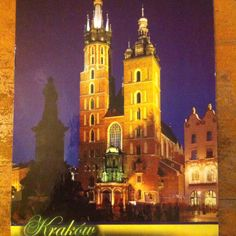 Krakow, Poland..need to go there and get some legit polish food.