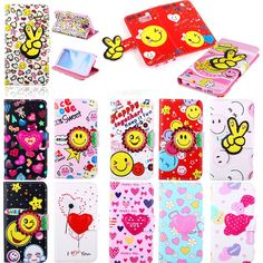 Cute Style Leather+Soft Case for Samsung Galaxy Note3 N9000 Flip Case Cover With Card Holder Fundas for samsung note 3 case capa