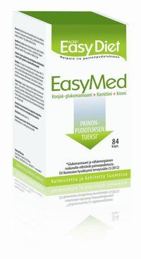 EasyMed - weight loss supplement - Leader Oy - Apteekkituotteet.fi