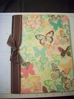 LIVE, LOVE, STAMP!: Covered Composition Book Tutorial