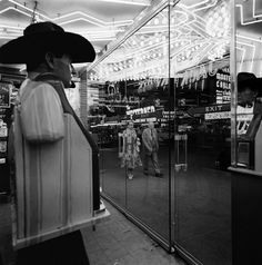 <b>Not published in LIFE.</b> Las Vegas, 1955.