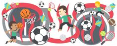 jocuri de mișcare Sport, Kids Rugs, English, Decor, Tattoo, Deporte, Decoration, Kid Friendly Rugs, Sports