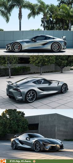 McCall's 2014 Toyota FT1 concept car