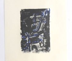Roman Lasa  Monotype 2017  Original Edition 1 by romanlasastudio