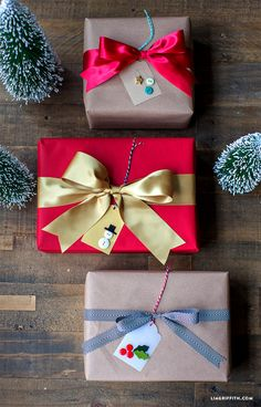 Xmas gifts for preschoolers to make