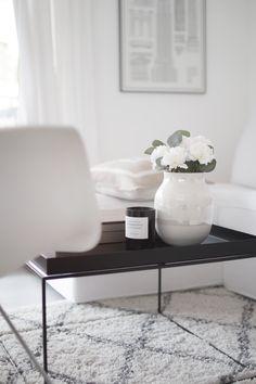 Inspirace   styl   minimalismus   bílá   skandinávský design   naše bydlení   nordic