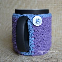 Great gift for Mother's Day or Teacher Appreciation Week! Mug Cozy by @Danyel Pink Designs