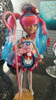 Royal or Rebel — Beautifully done! Ever After High : Lily Bo Peep Doll