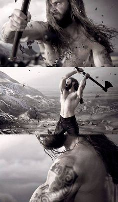 Warriors don't show their heart until the axe reveals it. -Rollo