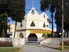 Paróquia Nossa Senhora da Cabeça (Capão Raso) - Curitiba