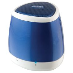 iLive ISB23BU Portable Wireless Bluetooth Speaker - Blue