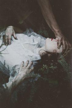 Sleep my dear,  The darkness is here by NataliaDrepina.deviantart.com on @DeviantArt