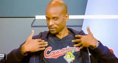 Twitter erupts after ESPN host wears 'Caucasians' shirt to call out Cleveland 'Indians' logo