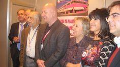 En FITUR 2014, con mis queridos amifos Julián, Manolo, Jose Antonio, Oscar. Pepa y Agostinho.