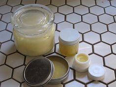 A Homemade Moisturizer How-To. Only three ingredients!